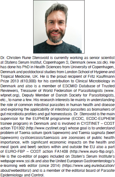 An email interview with Dr  Christen Rune Stensvold - Trop